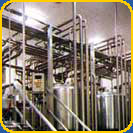 Hygenic Process Pipework
